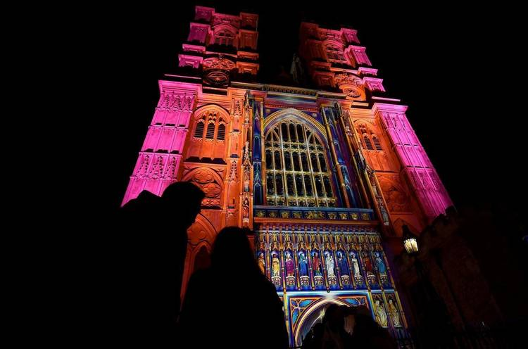 Festival de la Luz Londres 3