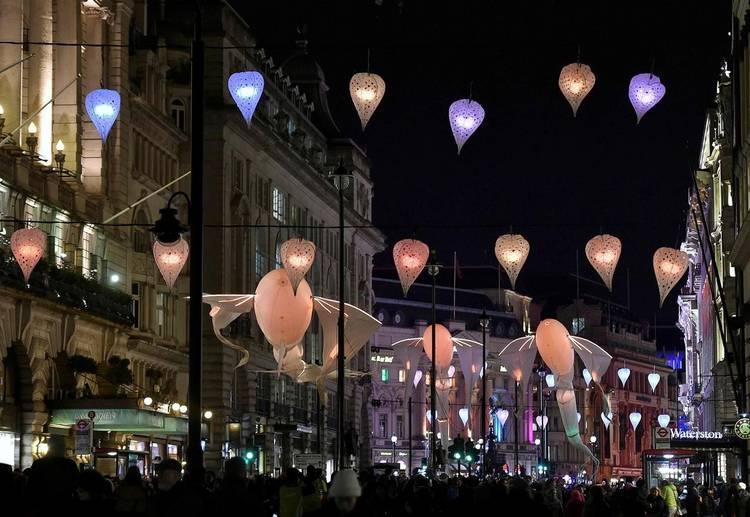 Festival de la Luz Londres 4