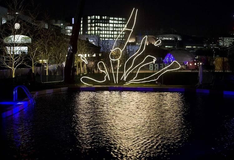 Festival de la Luz Londres 7
