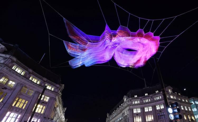 Festival de la Luz Londres 8