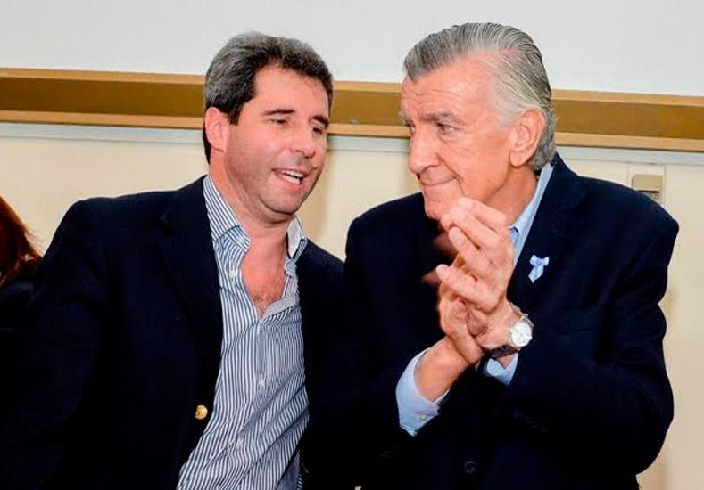 Sergio Uñac y José Luis Gioja convocaron la reunión de gobernadores peronistas