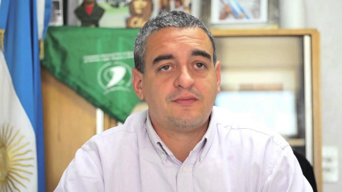 Horacio Pietragalla Corti, ex presidente de Archivo General de la Memoria y diputado por el FPV.