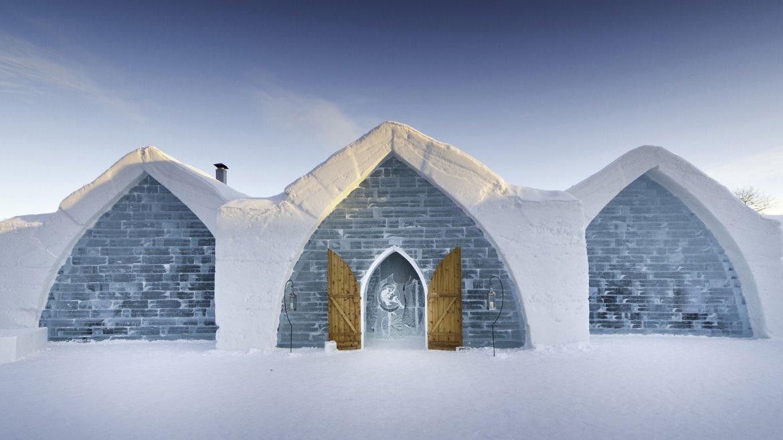 Hotel de hielo 1