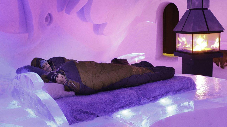 Hotel de hielo 3