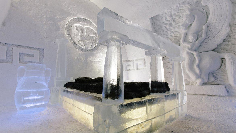 Hotel de hielo 4