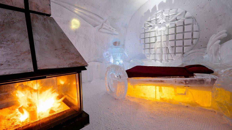 Hotel de hielo 6