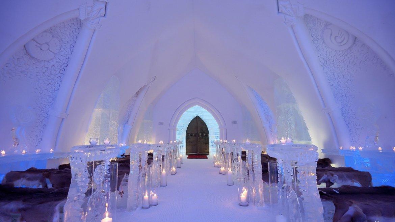 Hotel de hielo 7