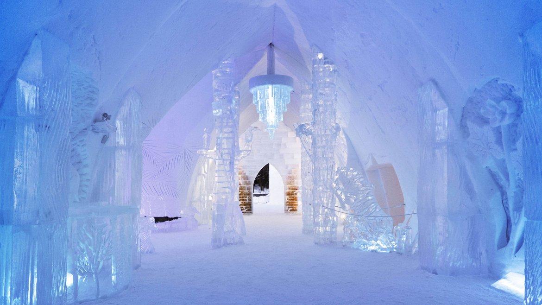 Hotel de hielo 9