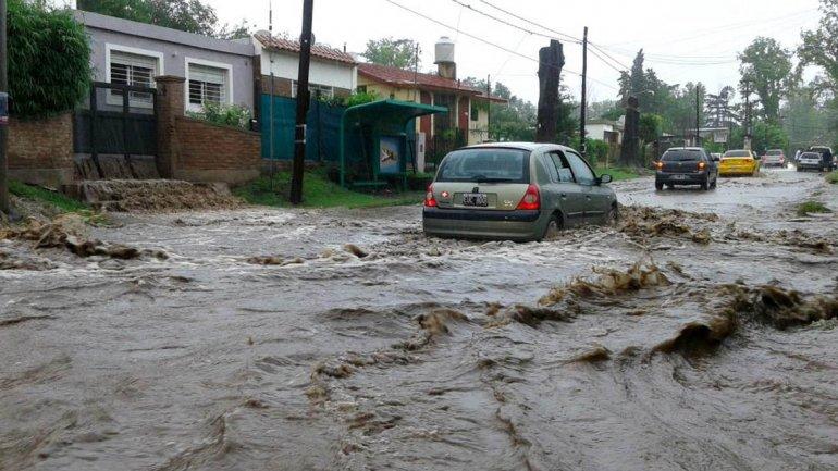 inundaciones cordoba