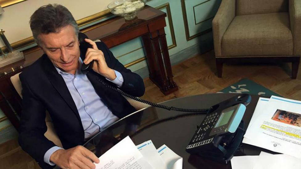 Macri-teléfono-jubilada