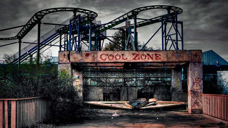 Parque Six Flags Jazzland. Nueva Orleans, EEUU