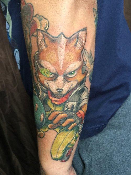 tatu star fox
