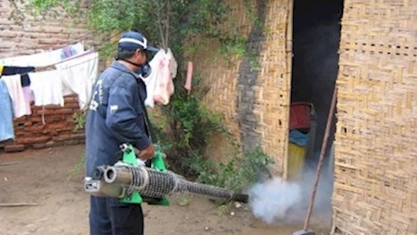 dengue en formosa