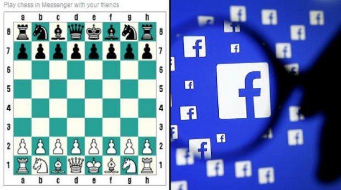 facebook messenger ajedrez