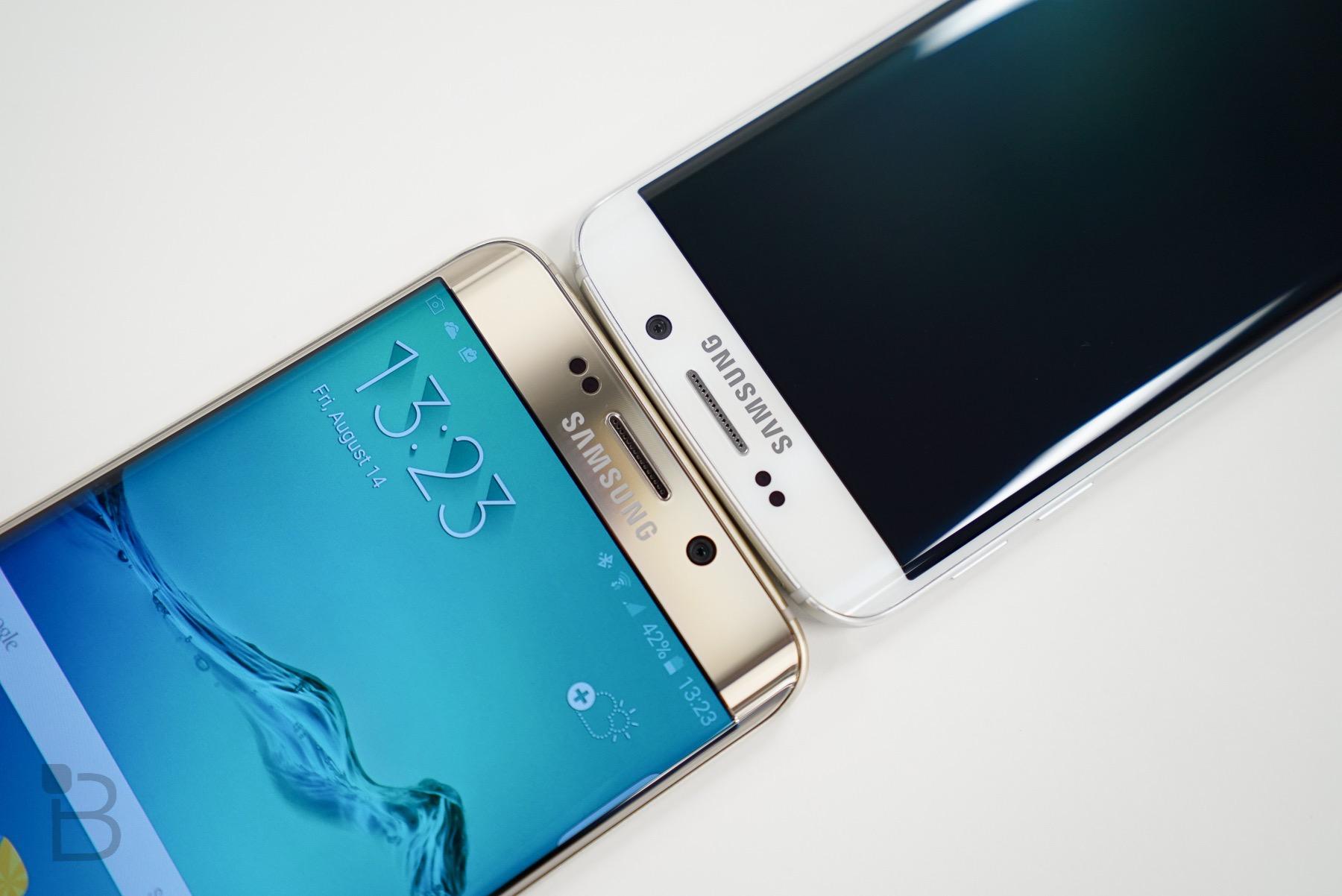 Galaxy S7 y S7 Edge