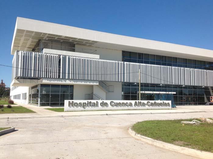 Hospital Regional de la Cuenca Alta Néstor C. Kirchner