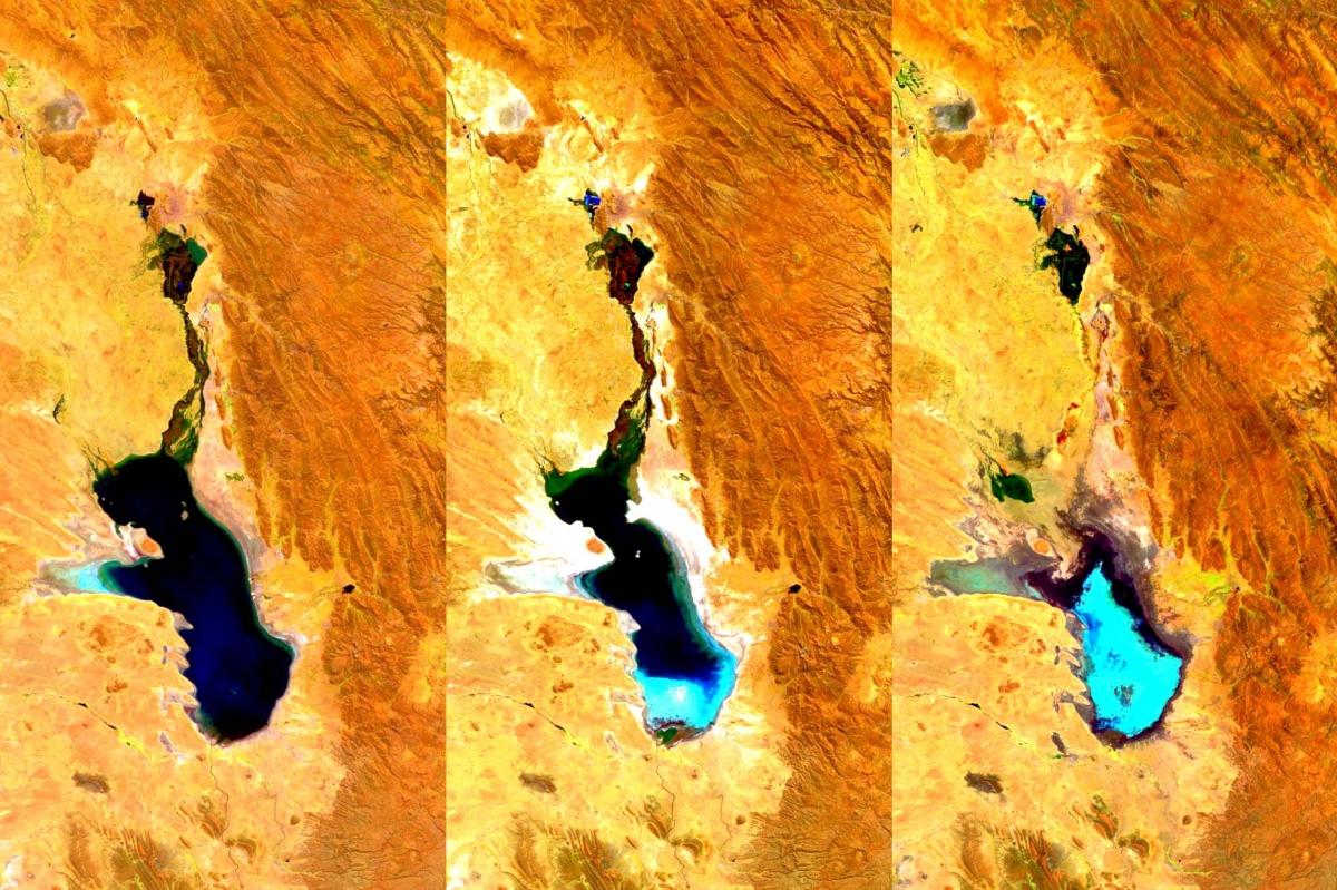 lago bolivia