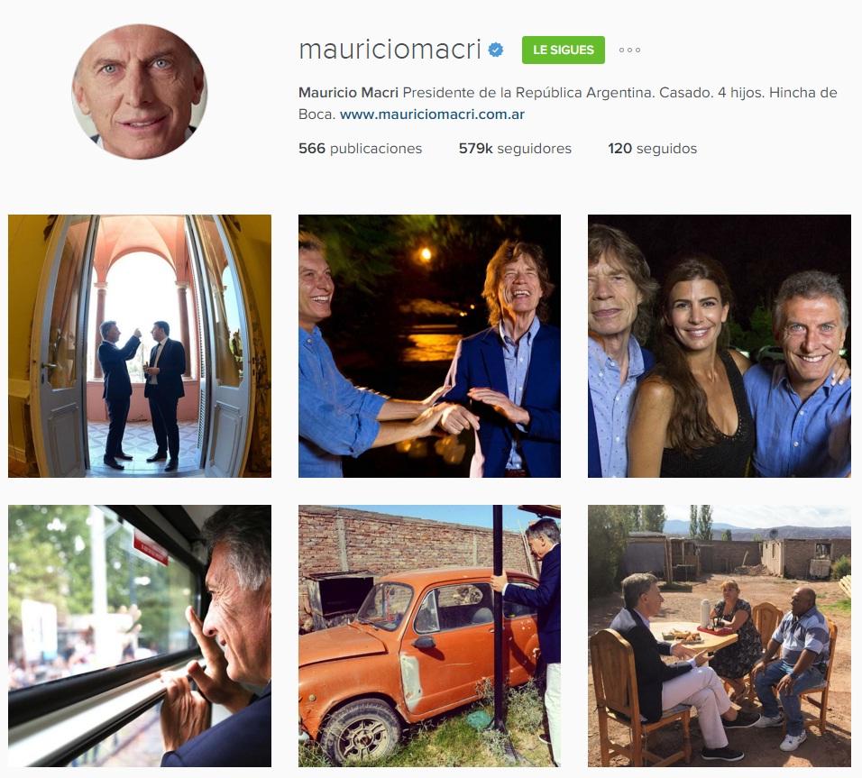 macri instagram
