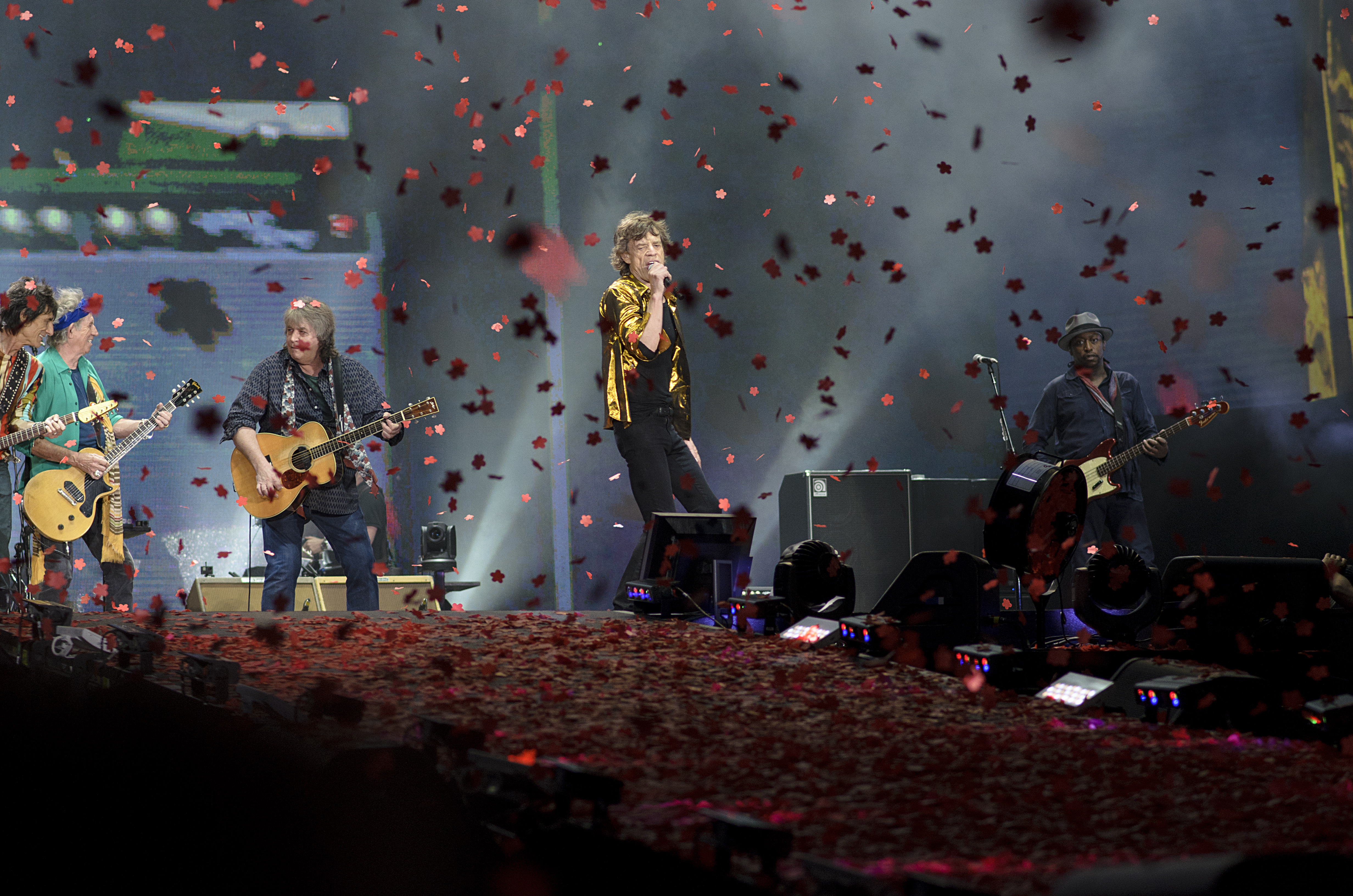 The Rolling Stones @ Hyde Park