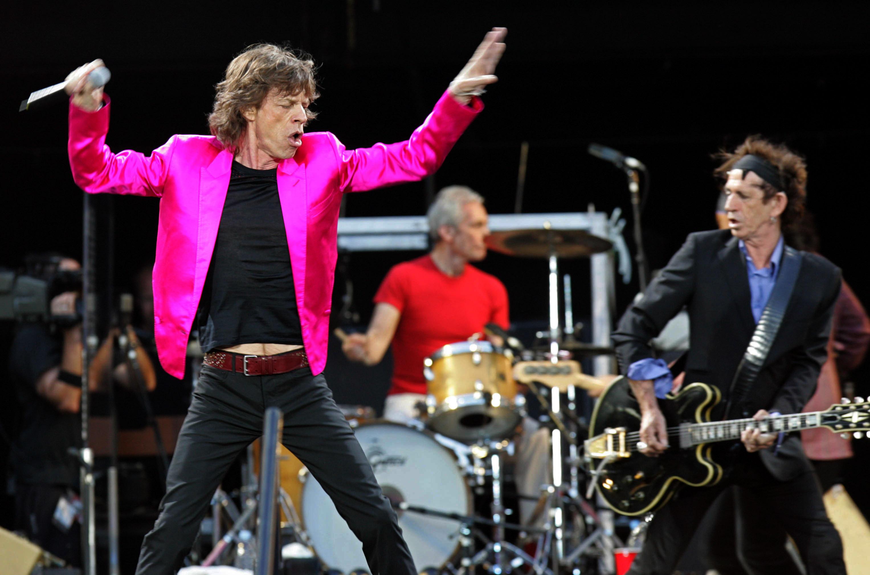 """""""Rolling Stones""""-Konzert"""