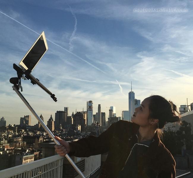 selfie macbook4