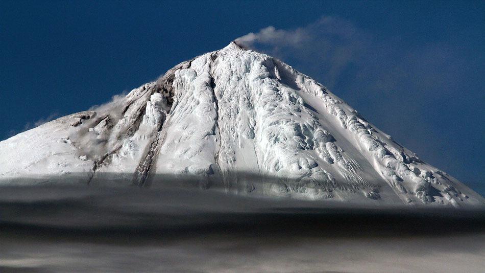 Volcan Antartida 1