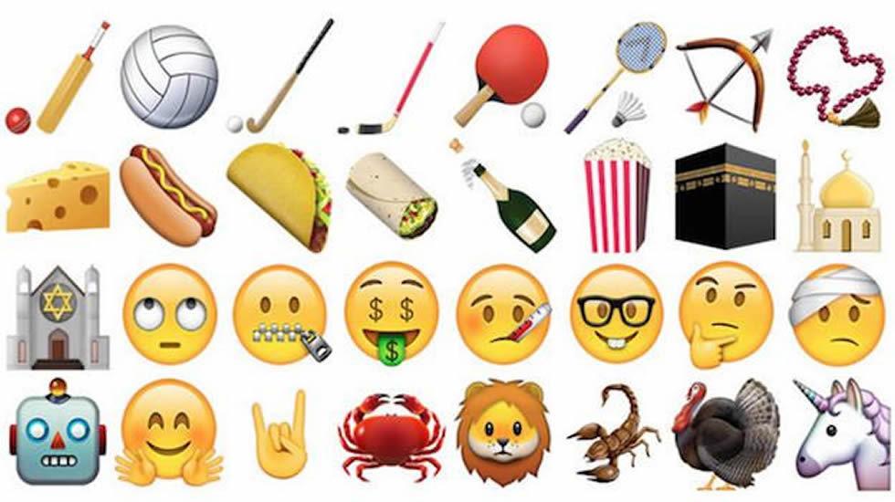 whatsapp nuevos emoticones