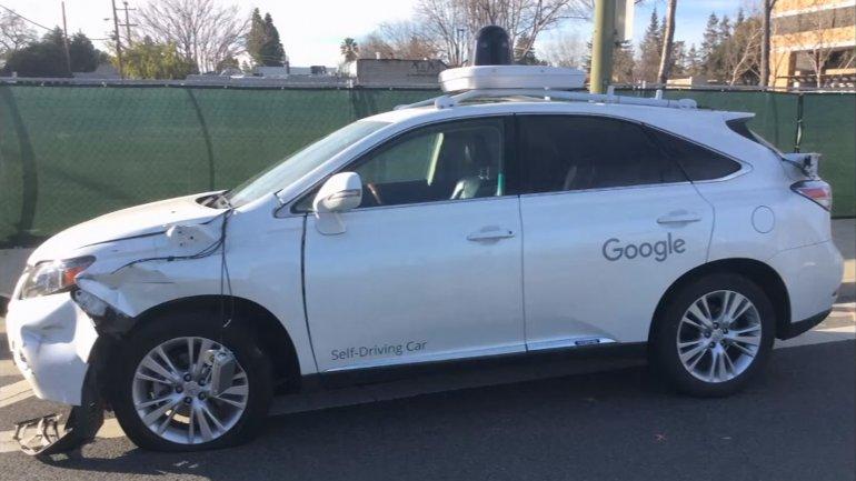 auto autonomo google