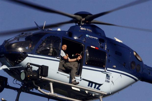 berni helicoptero