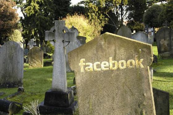 Facebook-muerte