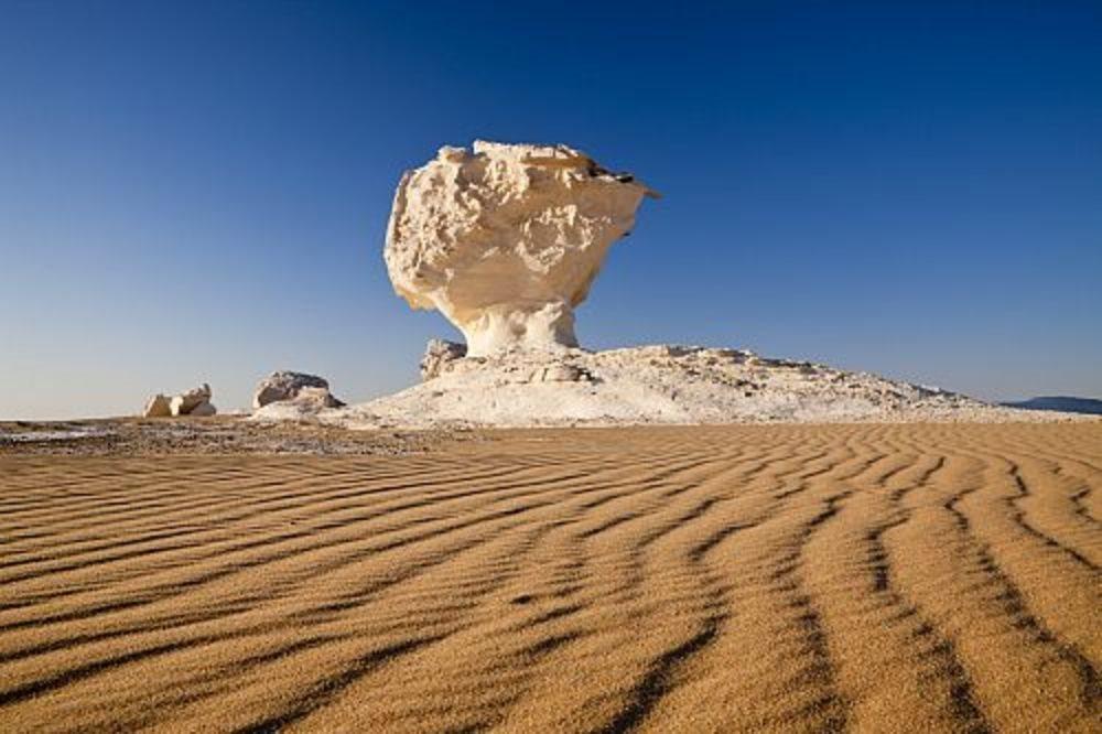 Parque Nacional del Desierto Blanco, Egipto