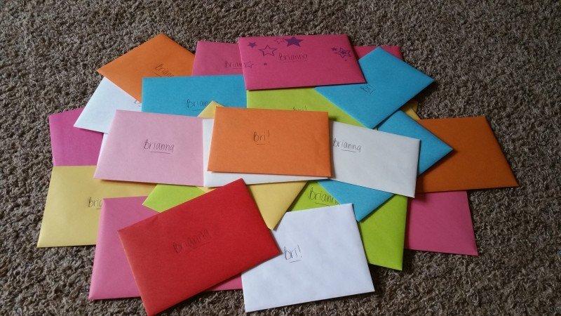 Las cartas que esta valiente madre le dejó a su hija de 4 años