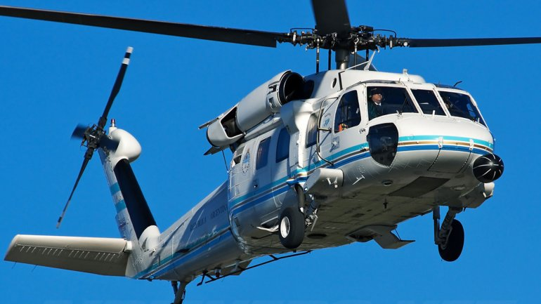 helicóptero-Macri