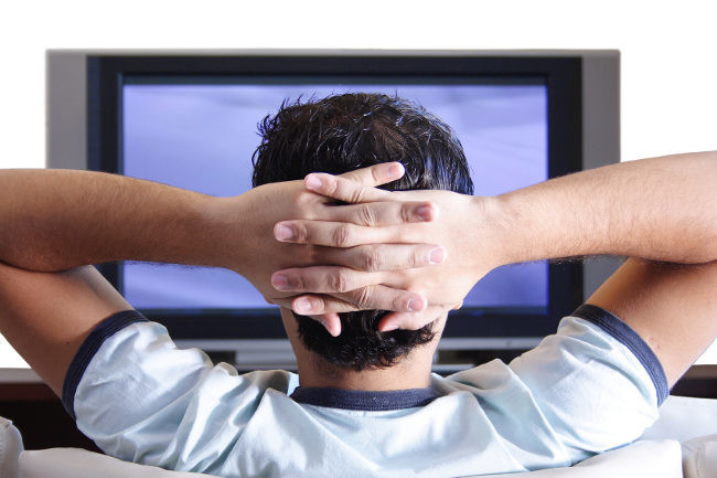 hombre television
