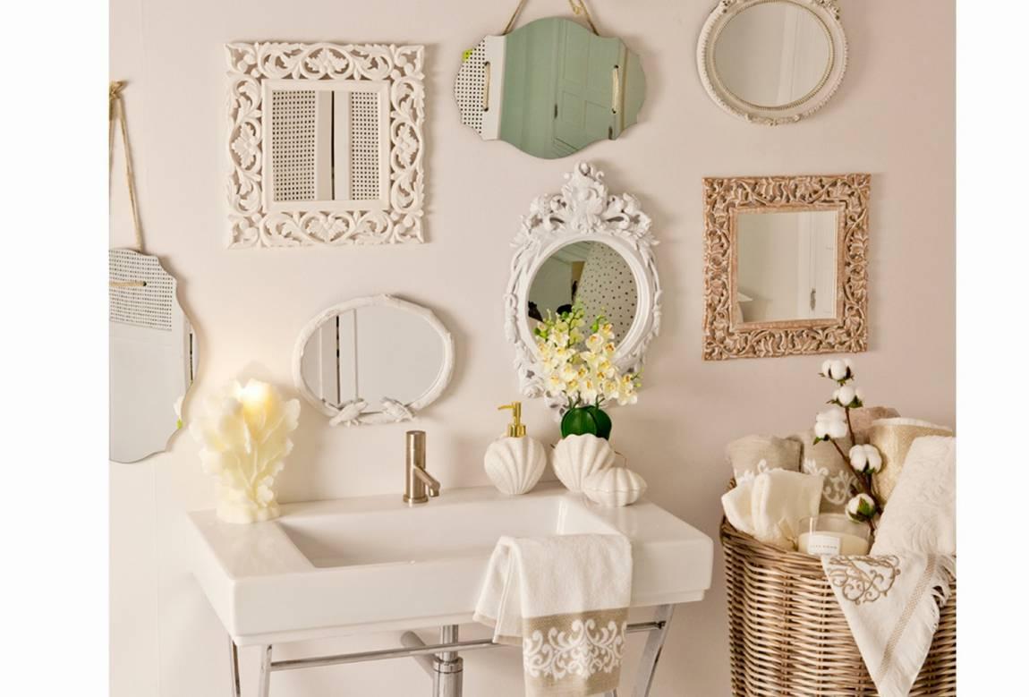Ideas para decorar con espejos las distintas partes de tu for Espejos feng shui decoracion