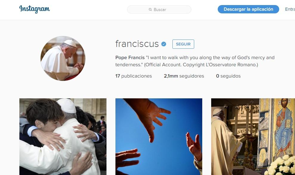 instagram papa