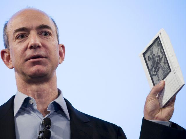 Jeffrey Bezos