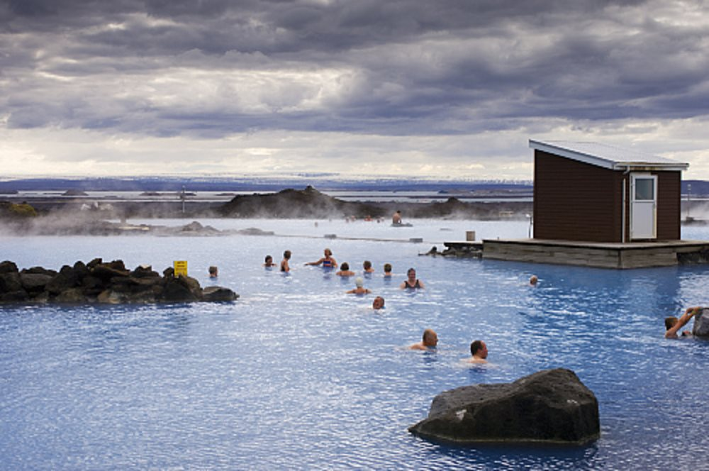 Myvatn. Islandia