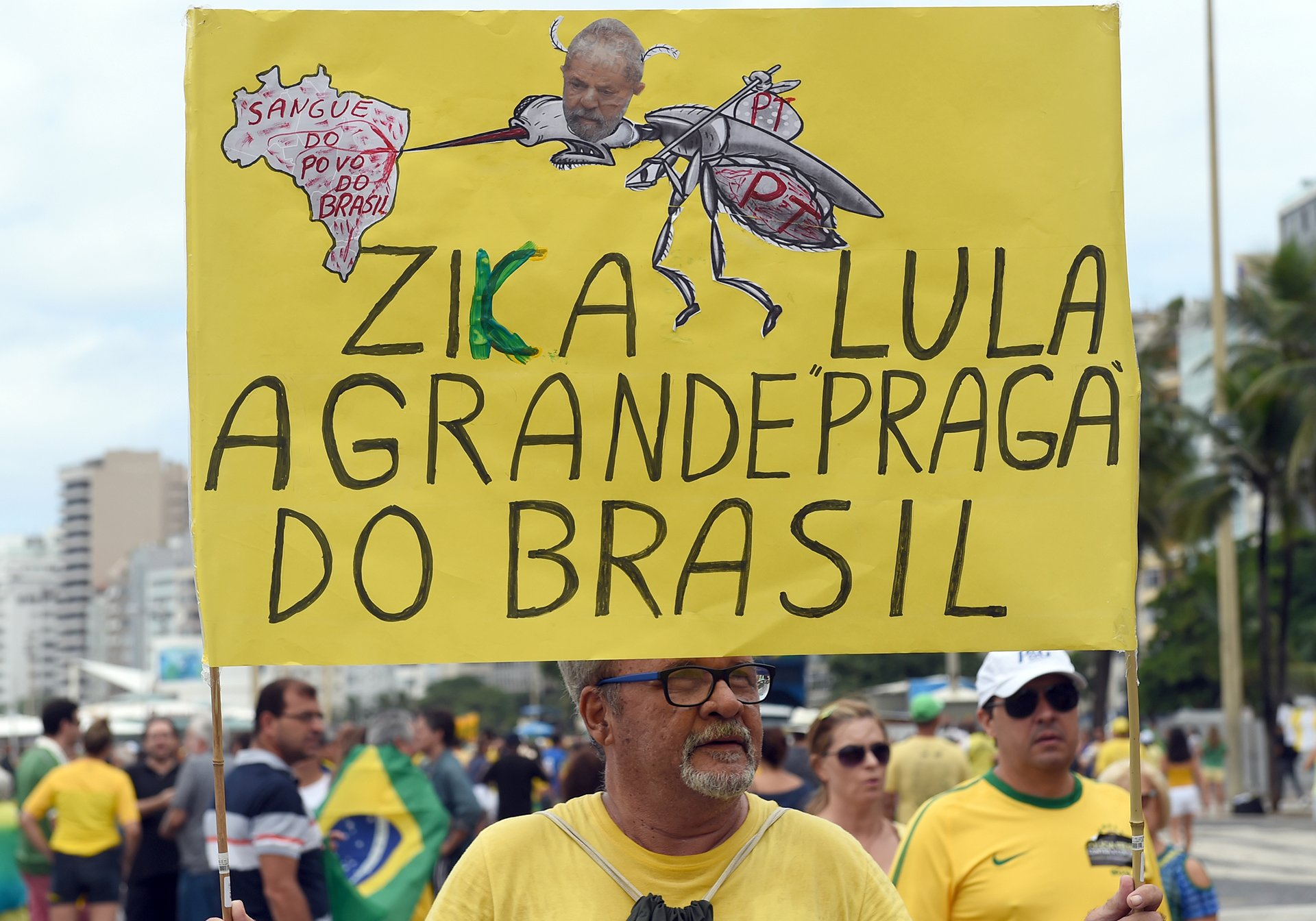 marcha brasil contra lula y dilma rousseff (3)