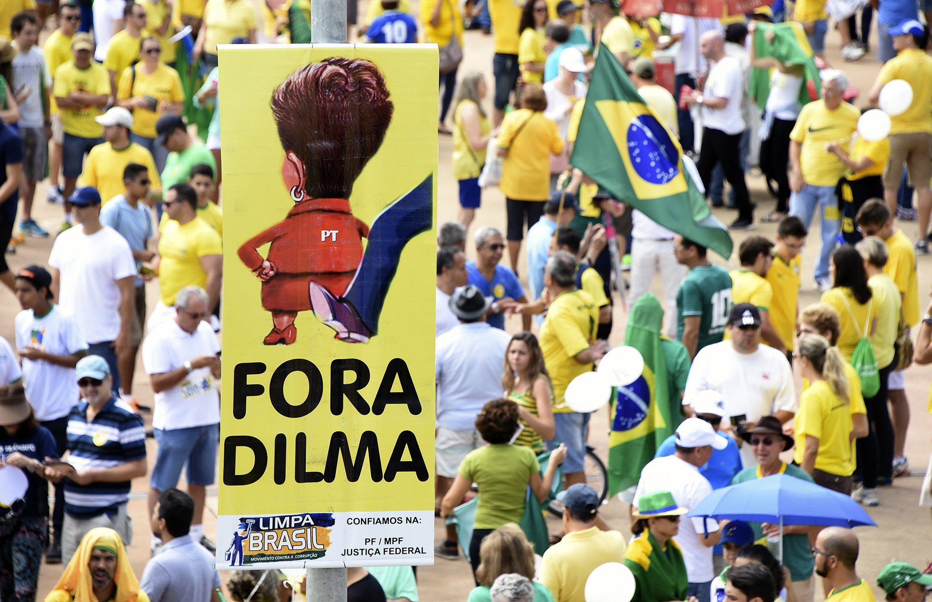 marcha brasil contra lula y dilma rousseff (4)