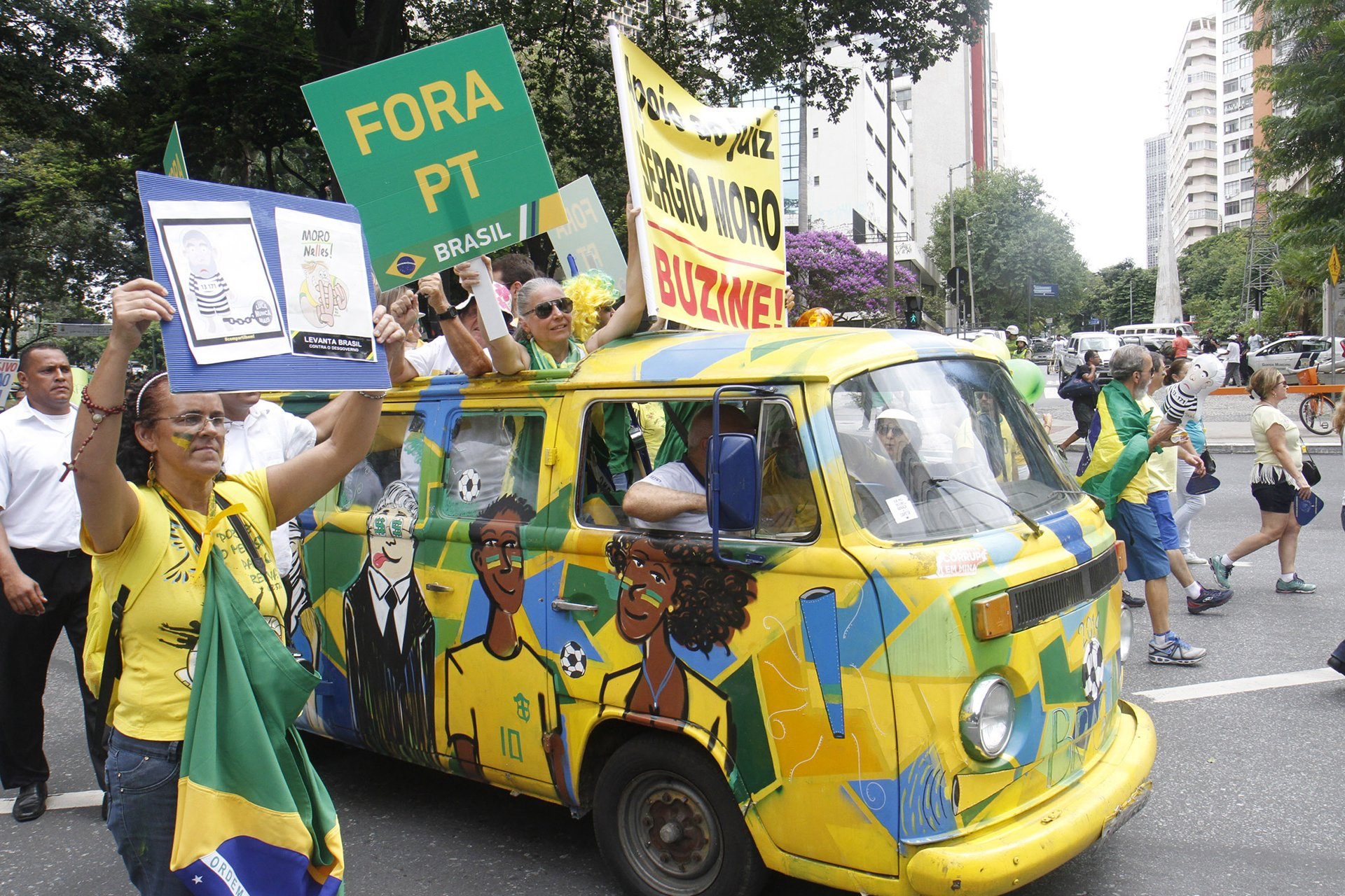 marcha brasil contra lula y dilma rousseff (6)