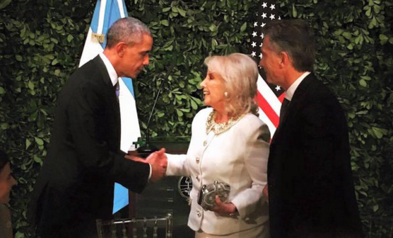 Mirtha-Legrand-Obama