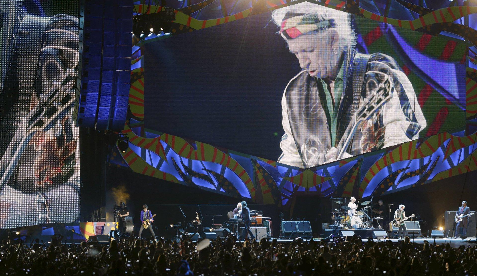 Rolling Stones en Cuba 1