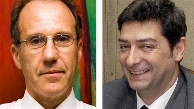 Carlos Rosenkrantz y Horacio Rosatti