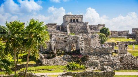 ruinas mayas, tulum
