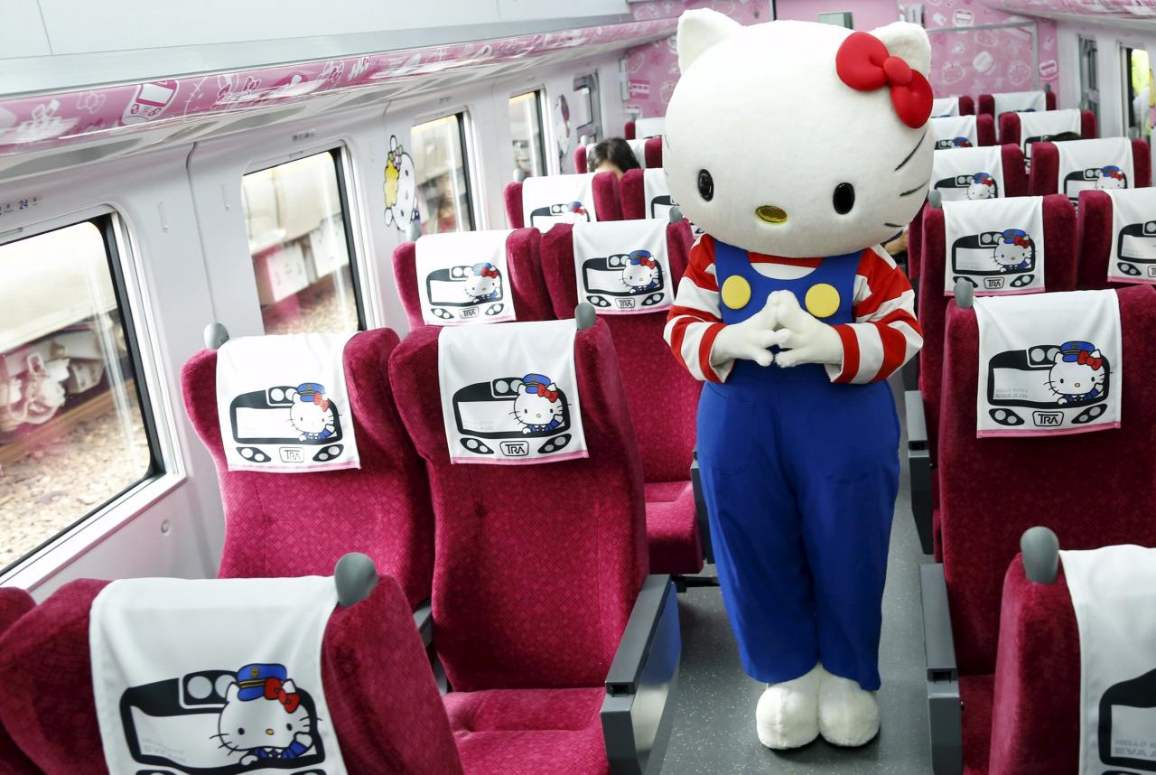 tren de kitty
