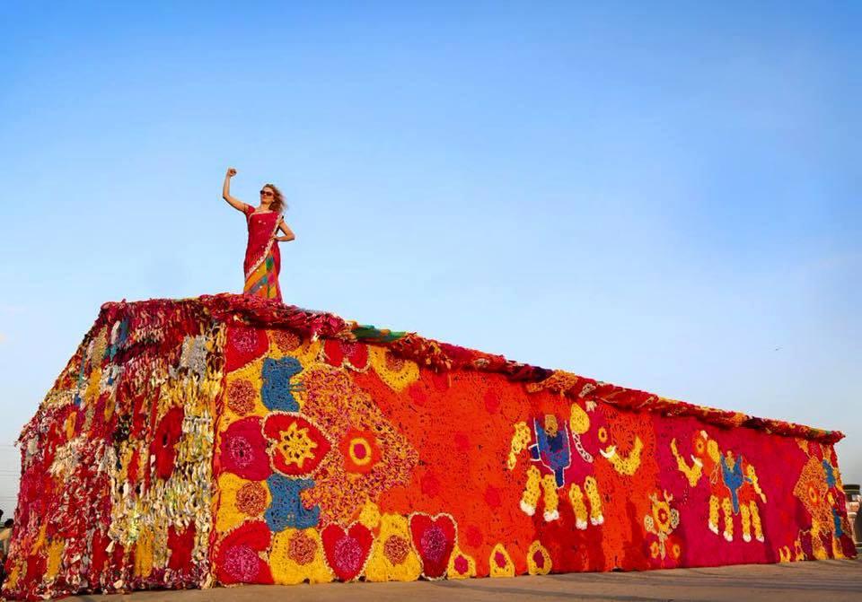 Yarn bombing (10)