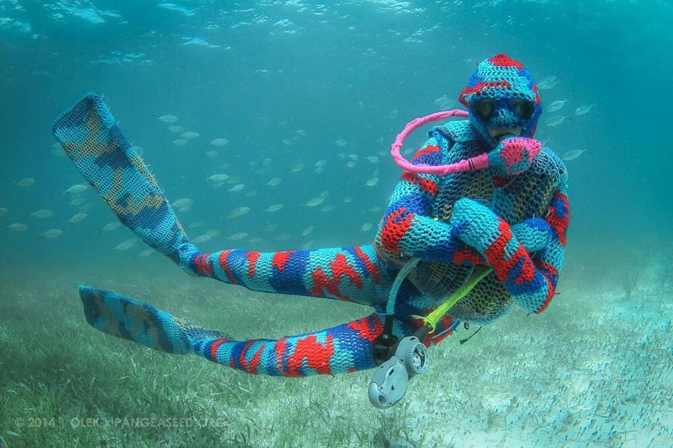 Yarn bombing (5)