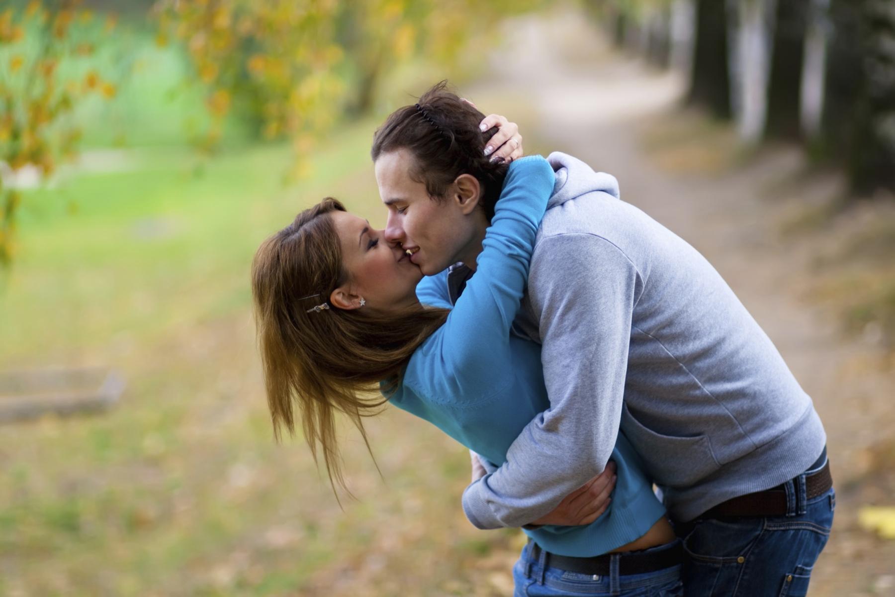 Resultado de imagen para besar