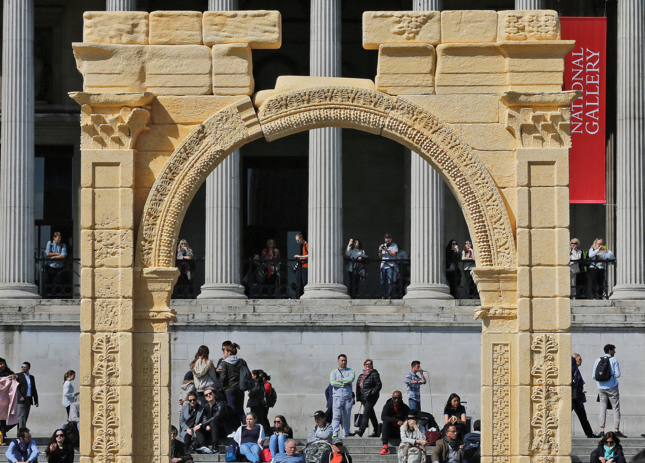 Arco de Palmira 5